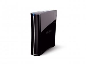 バッファロー 世界初のUSB3.0製品